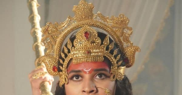 Kanika Mann dons Maa Durga's avatar for the show; says, 'I was excited but really nervous too'