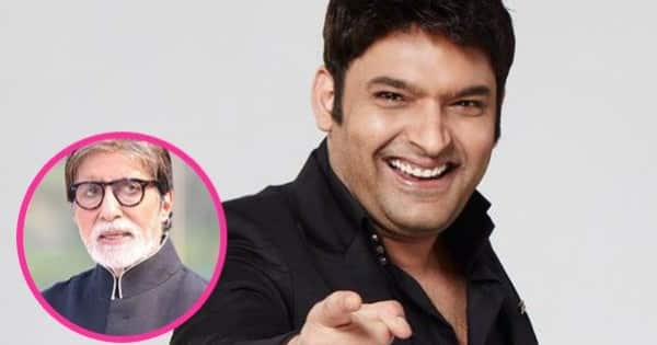 Kapil Sharma TRUMPS Amitabh Bachchan and Salman Khan to become the most popular non-fictional personality on TV