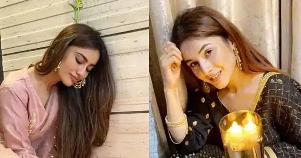 From Shehnaaz Gill to Surbhi Jyoti — 11 celebs who enjoyed the auspicious festival in gorgeous ethnic avatars