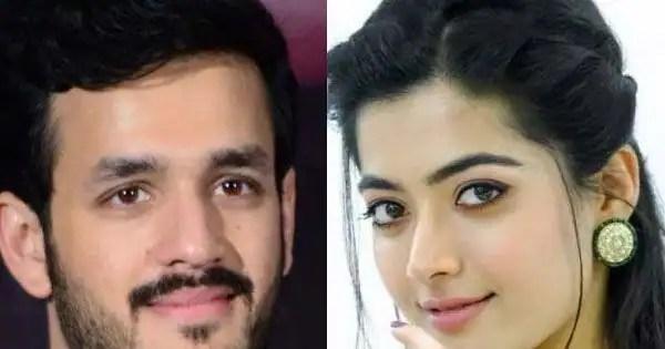 Say what! Rashmika Mandanna to pair opposite Akhil Akkineni in Surender Reddy's next?