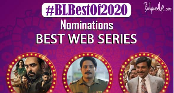 Mirzapur 2, Paatal Lok, Scam 1992 — which was the Best Web Series of the year? — vote now