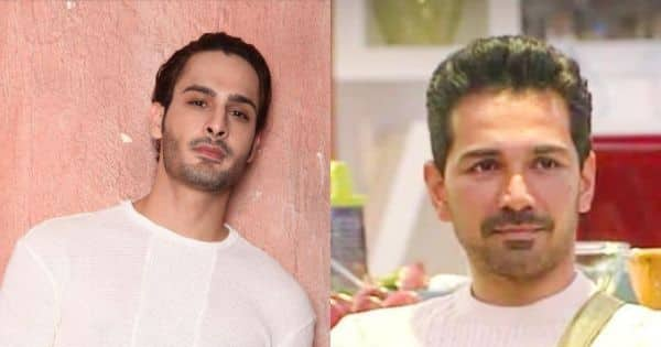 Asim Riaz's brother, Umar, advises Abhinav Shukla, 'Start trying hard enough for people to see you are actually in the show'