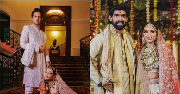 Rana Daggubati-Miheeka Bajaj, Kajal Aggarwal-Gautam Kitchlu, Niharika Konidela-Chaitanya – 12 weddings of South Indian stars that set social media on fire