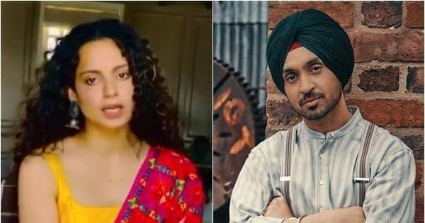 Diljit Dosanjh offers Kangana Ranaut a job as his PR Manager; refutes claims of IT probe after donating Rs 1 crore to farmers