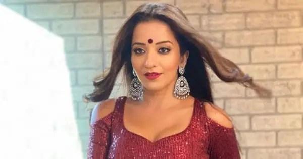 Namak Ishq Ka actress Monalisa looks drop-dead gorgeous in a sequined dress – view pics