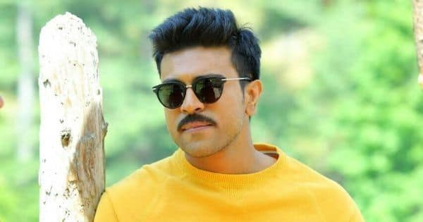 Ram Charan tests positive for COVID-19; quarantines himself at home — view post