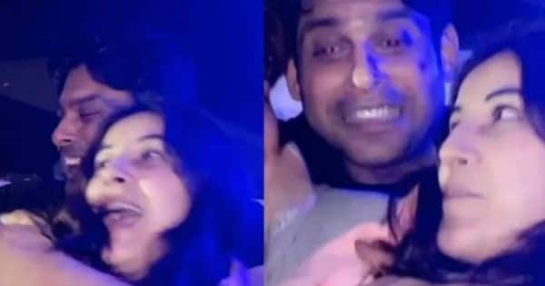 Sidharth Shukla and Shehnaaz Gill grooving to their Shona Shona in goa sent #SidNaaz fans into a tizzy