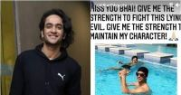 After Vikas Gupta's allegations against his family, brother Siddharth Gupta asks Sushant Singh Rajput to give him 'the strength to fight this lying evil'