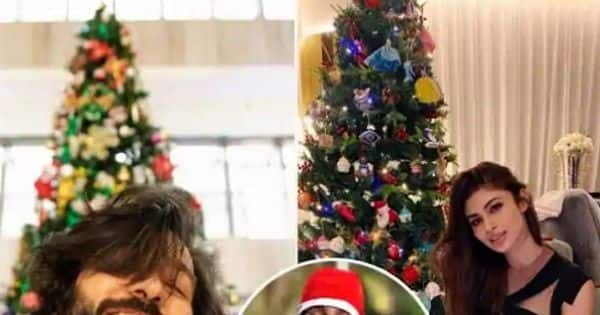 Christmas 2020: From Mouni Roy to Ankita Lokhande, these 9 TV stars celebrate the joyful festival with smiles and love