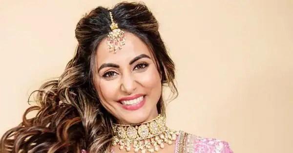 Hina Khan completes 12 years in the industry; says, 'Proud of playing Akshara in Yeh Rishta Kya Kehlata Hai'