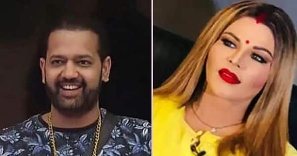 Rakhi Sawant rips Rahul Mahajan's dhoti; Aly Goni-Rahul Vaidya protest strongly — watch video