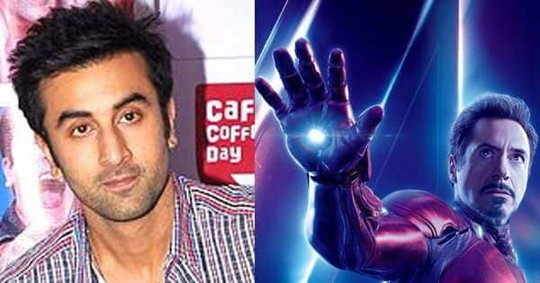 'If I was offered Iron Man…' Ranbir Kapoor says he would have Robert Downey Jr's character in a different way