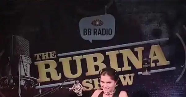 'Tumhe tumhari jawaani le dobi' Rubina Dilaik taunts Arshi Khan during 'The Rubina Show'