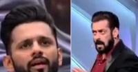 'Apke pair pakadke laye hai kya?' Salman Khan SLAMS Rahul Vaidya as he refuses being called 'bhagoda'