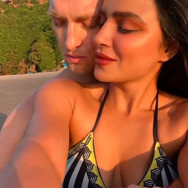 Aashka Goradia's stunning swimwear pics can't be missed