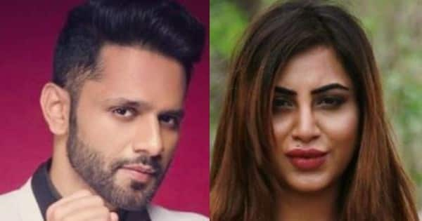 Fans loved how Rahul Vaidya handled Arshi Khan's tantrum against Rubina Dilaik