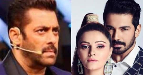 'Aap Rubina ke mouthpiece na bane to behtar hai,' Salman Khan lashes out at Abhinav Shukla