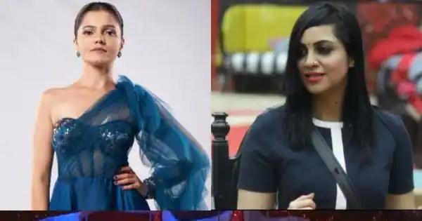 Abhinav Shukla asks Rubina Dilaik to stop being a crybaby
