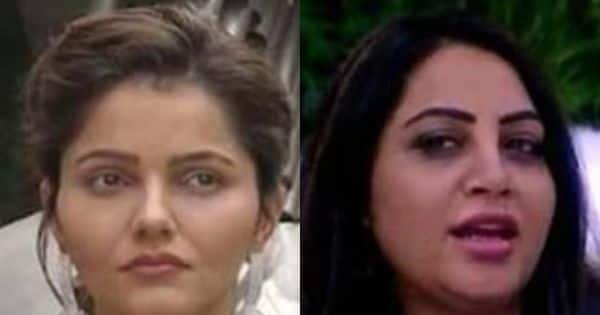 Arshi Khan's sister REVEALS that she disliked Rubina Dilaik and Abhinav Shukla from the beginning