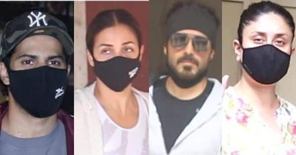 Bollywood News – Spotted: Varun Dhawan, Malaika Arora, Emraan Hashmi work out, preggers Kareena Kapoor chills