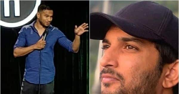 Stand-up comedian Daniel Fernandes apologises after facing severe backlash for joking about Sushant Singh Rajput's death