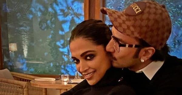 Ranveer Singh tells Deepika Padukone why he is the 'proudest husband'