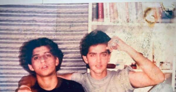 Bollywood News – Happy birthday, Hrithik Roshan: Farhan Akhtar wishes his childhood buddy with this rare throwback pic