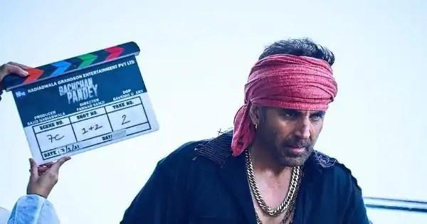 Akshay Kumar exudes swag as a local gang lord — view pic