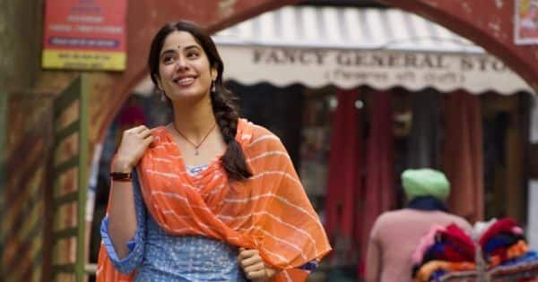 Bollywood News – Good Luck Jerry FIRST LOOK: Janhvi Kapoor typifies the girl-next-door avatar in this Aanand L Rai film