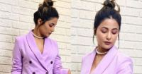 Naagin 5 actress Hina Khan's boss lady avatar has a stylish twist and we LOVE it – view pics