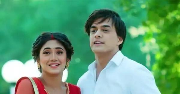 Shivangi Joshi and Mohsin Khan's last scene as #Kaira will leave you emotional