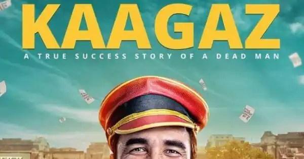 Bollywood News – Kaagaz: Pankaj Tripathi and Satish Kaushik's film to reach the hinterlands of India through mobile digital theatres