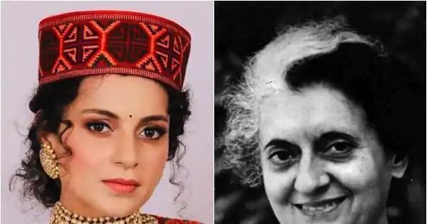 After Jayalalithaa, Kangana Ranaut to play former Prime Minister Indira Gandhi in an upcoming political period drama