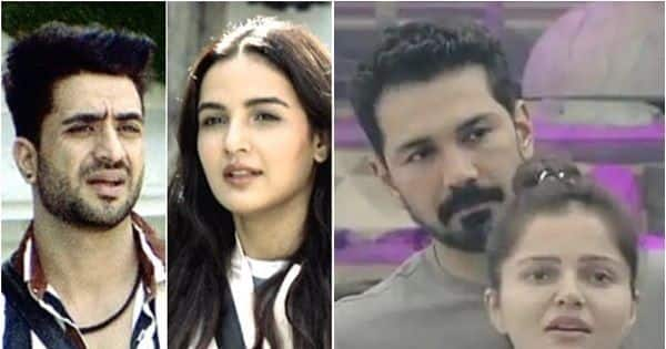Was Bigg Boss' decision to nominate Rubina Dilaik, Abhinav Shukla, Aly Goni and Jasmin Bhasin for discussing nominations UNFAIR? Vote now