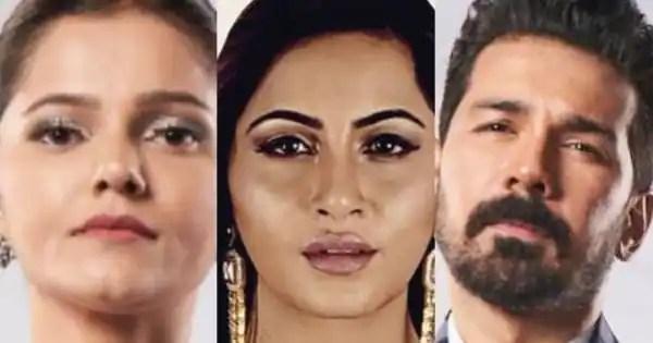 'You'll be very sorry agar iss week main evict hota hoon,' Abhinav Shukla tells Rubina Dilaik