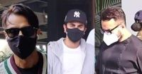 Bollywood News – Spotted: Arjun Rampal flies with his family, Ranbir Kapoor and Saif Ali Khan slay their airport looks