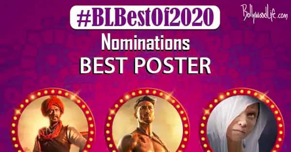 Tanhaji beats Baaghi 3, Chhapaak and other films to be declared the Best Poster — view poll results