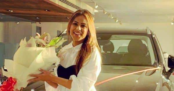 Nia Sharma gifts herself a swanky car; says, 'I have earned it with my hard work'