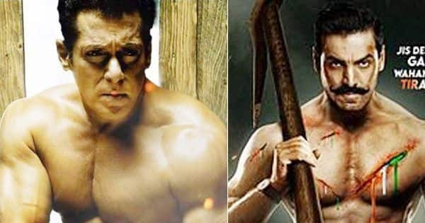 It's Salman Khan vs John Abraham as Radhe Your Wanted Bhai will clash with Satyameva Jayate 2