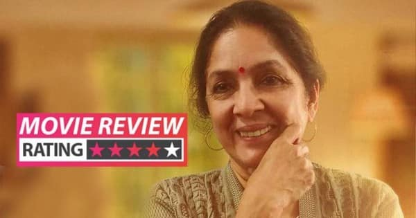 Neena Gupta's film is a sweet reminder for women to put themselves first