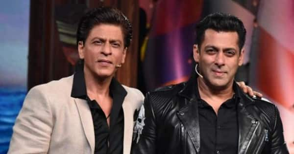 Fan asks Shah Rukh Khan about what he feels for Salman Khan and his reply will melt your heart