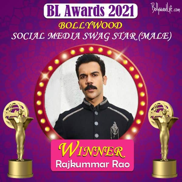 Social Media Swag Star (Male) - Rajkummar Rao