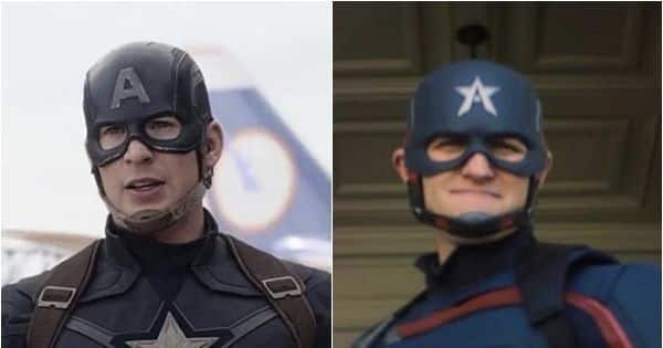 Fans reject the new Captain America from The Falcon and The Winter Soldier with #NotMyCap meme fest
