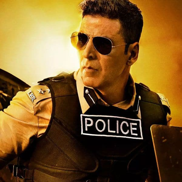 Akshay Kumar in Sooryavanshi and Rowdy Rathore