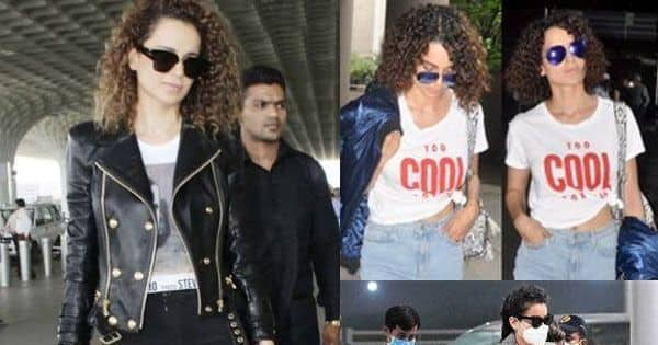 Kangana Ranaut schools young people on how to wear ripped jeans and not look like a beggar