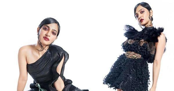 Radhika Apte's latest pics put a hot new spin on being a beauty in black