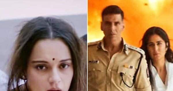 Akshay Kumar's Sooryavanshi unlikely to release in theatres due to Covid-19 second wave; all eyes on Kangana Ranaut's Thalaivi now