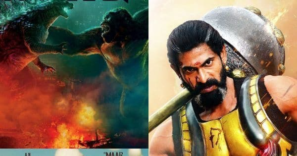 Baahubali 3, Godzilla vs Kong box office, Saina gets a thumbs up