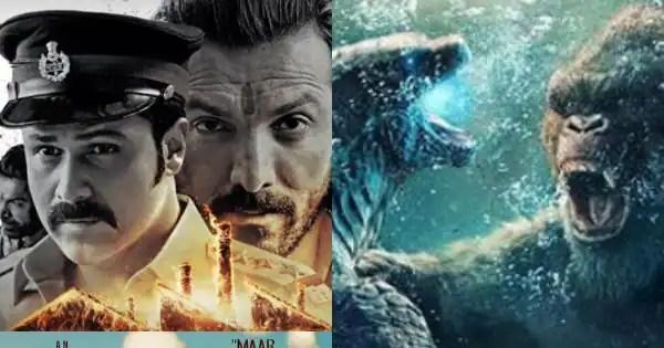 Mumbai Saga dips further, Godzilla vs Kong roars further, Saina buried