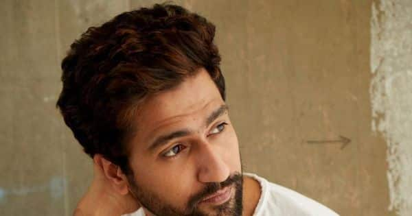 Vicky Kaushal uses an old Lucky Ali hit perfectly for his Insta caption – view pics